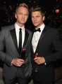 Neil Patrick Harris & David Burtka @ the AMC Emmy Awards After Party - neil-patrick-harris photo