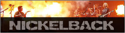 Nickelback banner on Myspace - nickelback Fan Art