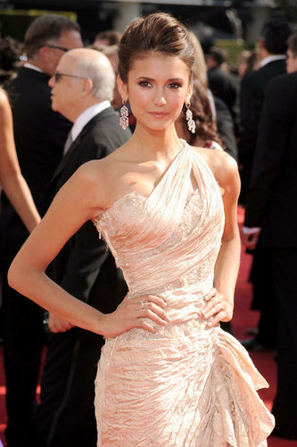 Nina Dobrev Emmy Awards 2010