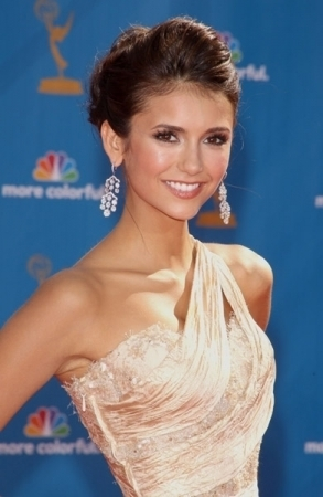 Elena Gilbert wallpaper containing a portrait called Nina at the Primetime Emmys