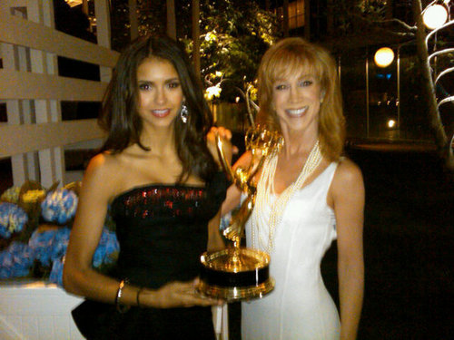 Nina @ the Emmy's pre party