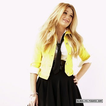 blake lively photoshoot. Nylon Photoshoot