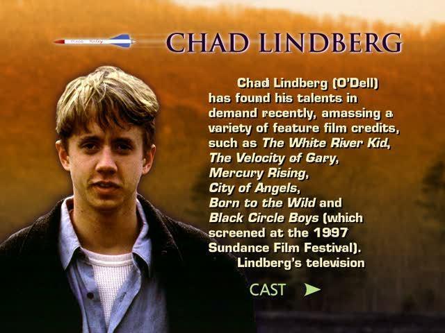 chad lindberg biography