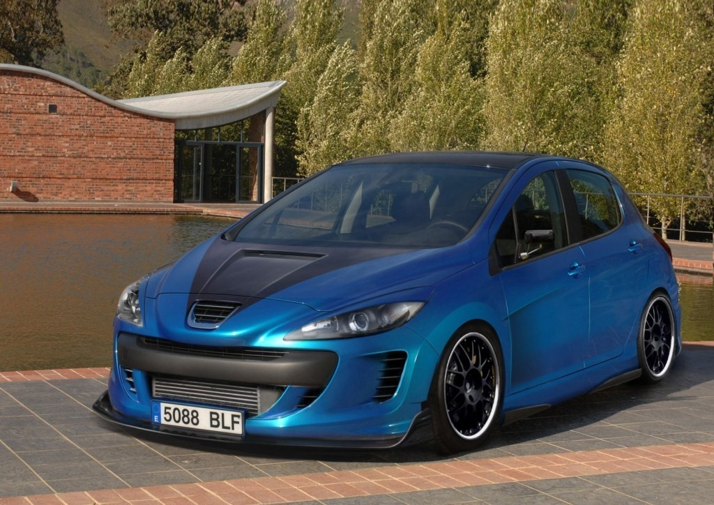 Peugeot Images Peugeot 308 Tuning Hd Wallpaper And
