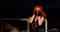 Paramore at 'Reading & Leeds Festival' 2010 - hayley-williams screencap