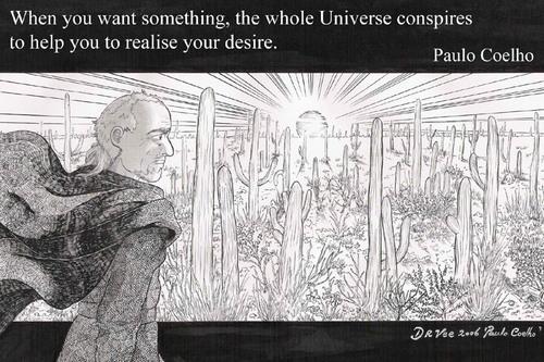 Paulo Coelho - trích dẫn