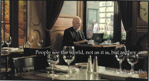 Paulo Coelho - कोट्स