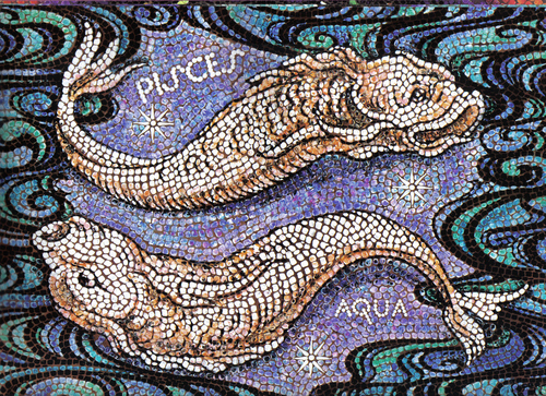 Astrology wallpaper titled Pisces
