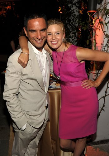 Pre-Emmy Party - Maggie Grace