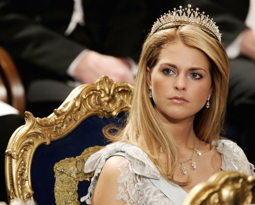 Masquerade wallpaper containing a throne titled Princess Madeleine