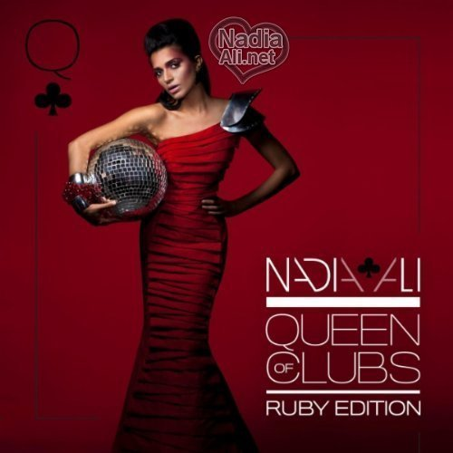 Queen of Clubs: Ruby Edition Album Covers