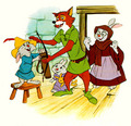RH - walt-disneys-robin-hood photo