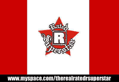 Rated R flag