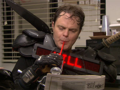 Recyclops will have vengence upon the world!!!