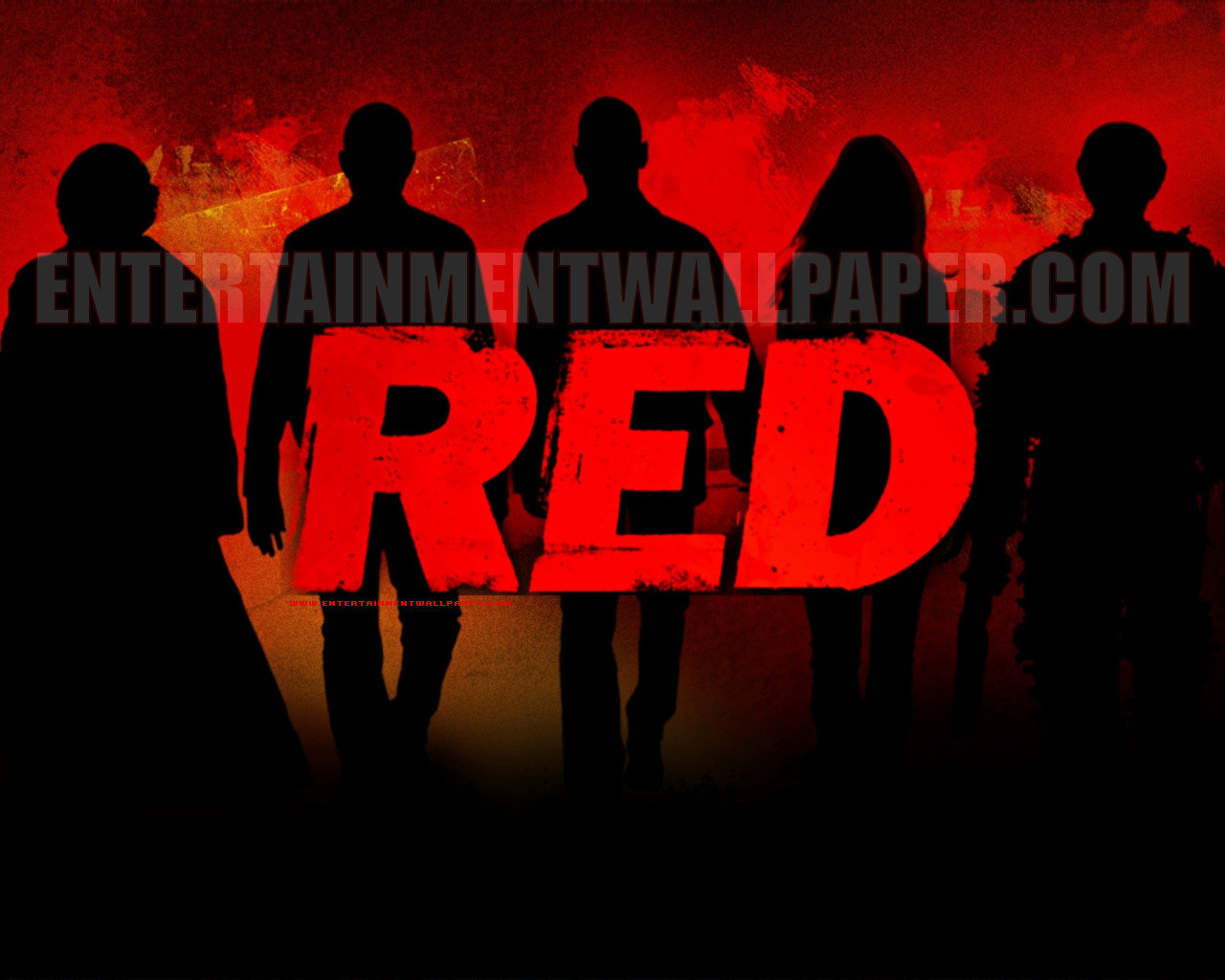 red 2010 upcoming movies wallpaper 15145696 fanpop