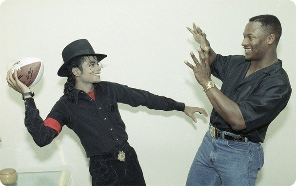 Rise up, Michael!