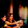 Rizzles + A Gun - rizzoli-and-isles-shippers fan art
