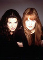 Sandra Bullock and Nicole Kidman in Practical Magic