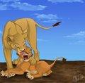 Sarabi&Simba