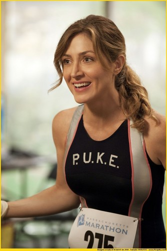 Sasha Alexander wallpaper titled Sasha Alexander as Maura Isles