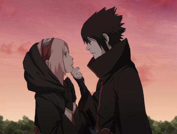 Sasuke and Sakura Looks