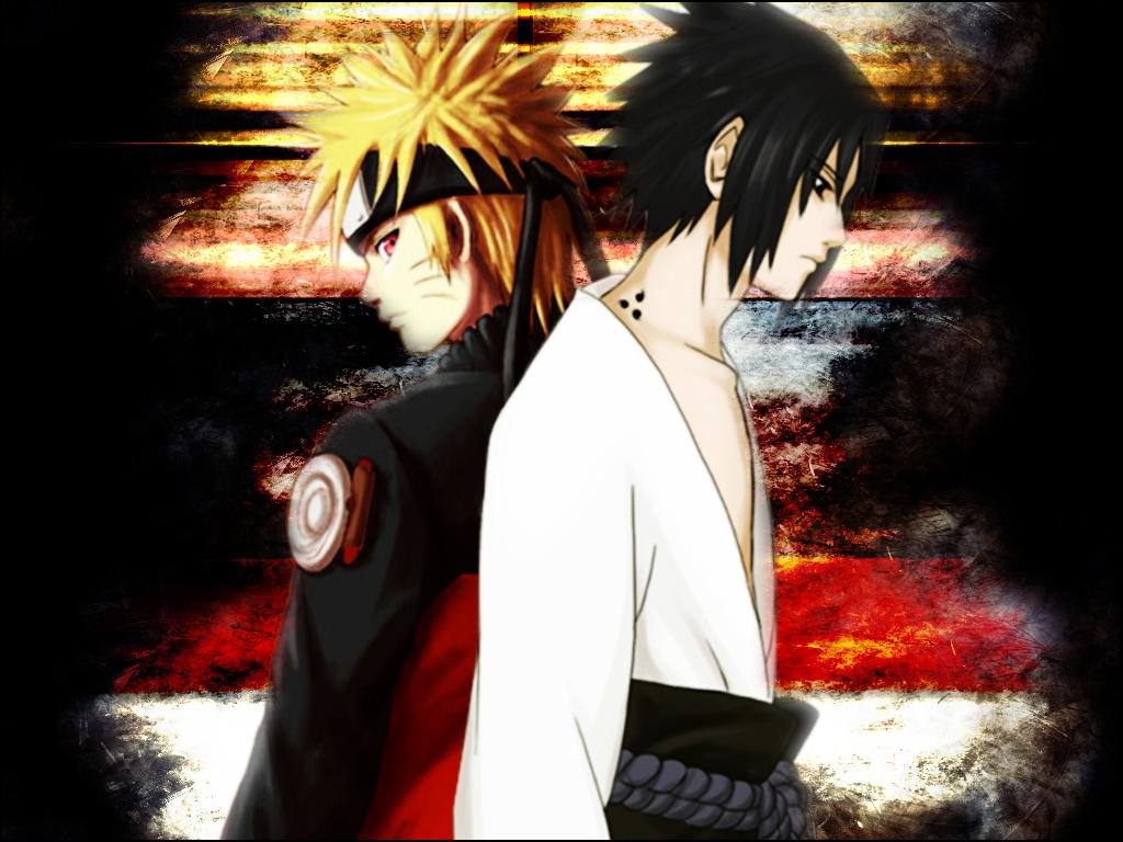 Sasuke and naruto sasuke vs naruto photo 15159139 fanpop - Naruto and sasuki ...