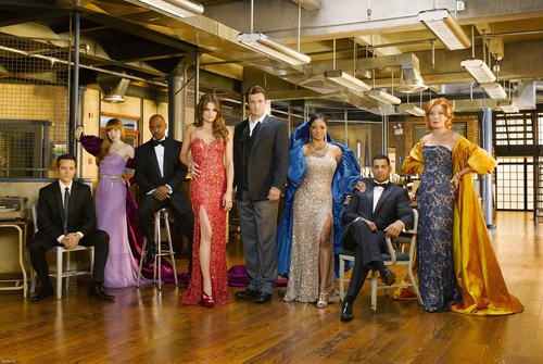 Season 3 - Cast Promotional foto