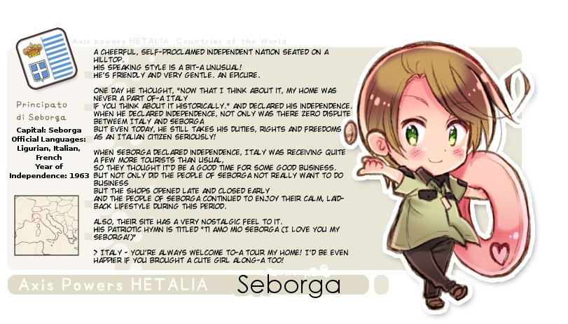 seborga hetalia how tall