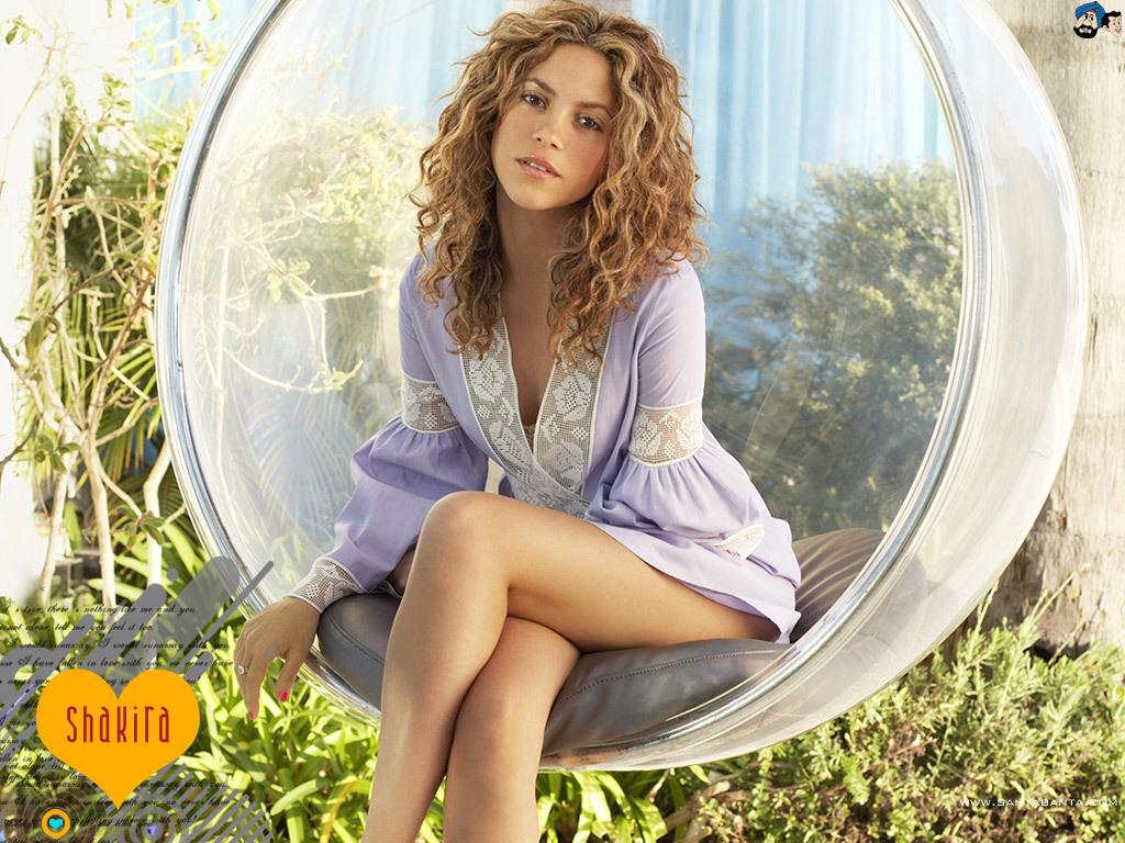 Shakira Wallpaper (15192195)