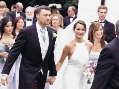 Sharon's Wedding '03