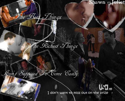 Shawn Juliet in Cinta sweet kertas dinding