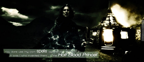 Snape is a BAMF