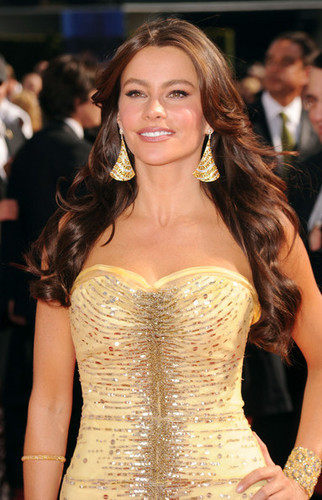 Sofia Vergara @ the 62nd Annual Primetime Emmy Awards