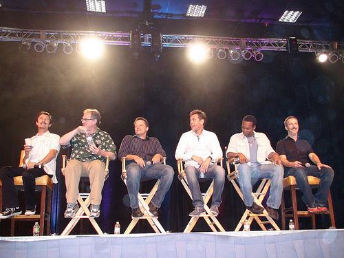 星, つ星 Trek Las Vegas 2010