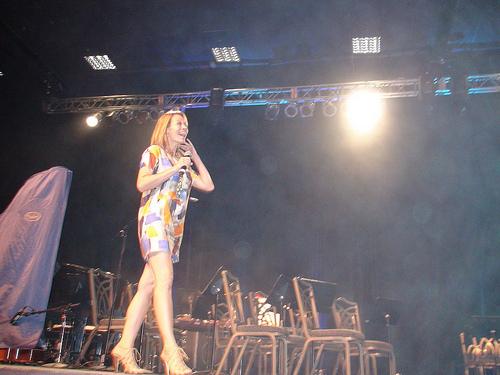 तारा, स्टार Trek Las Vegas 2010