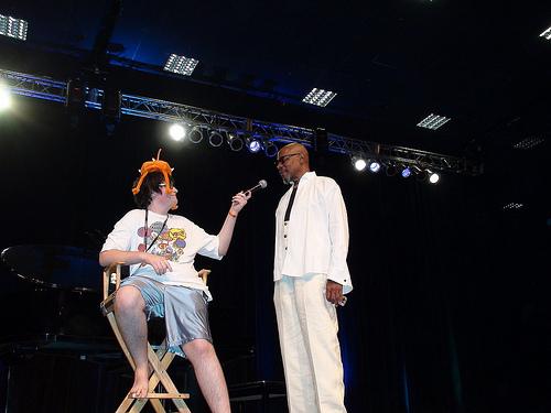 তারকা Trek Las Vegas Convention 2010