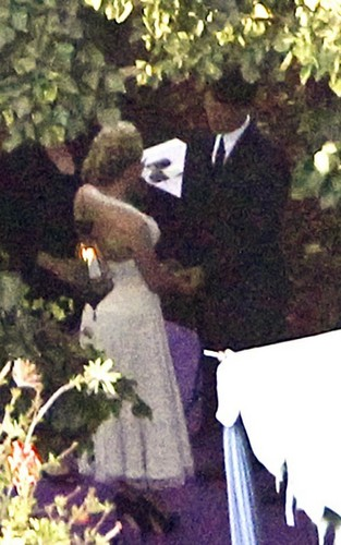 Stephen Moyer and Anna Paquin Wedding (Aug 24)