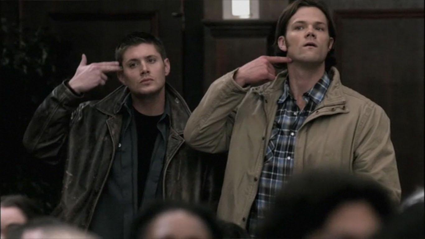 Supernatural Screencaps 5x09 Supernatural Image