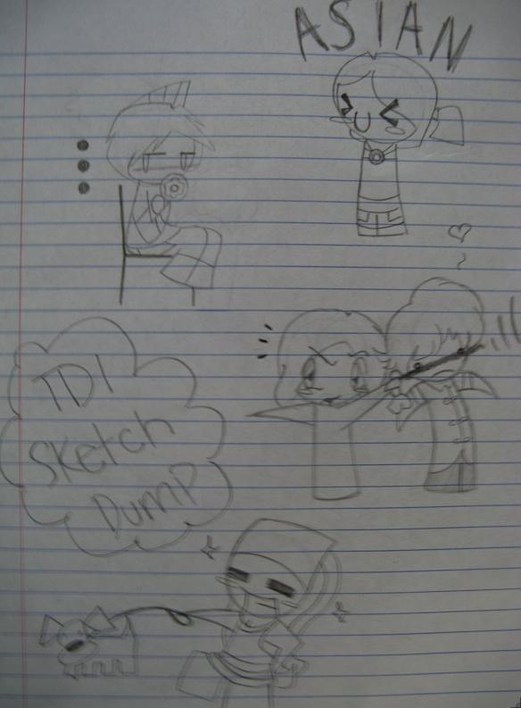 TDI Sketch Dump 1