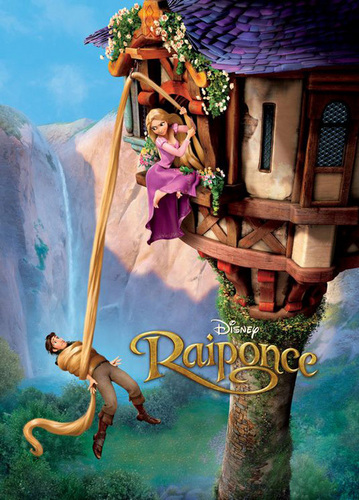Rapunzel - L'intreccio della torre international poster :)
