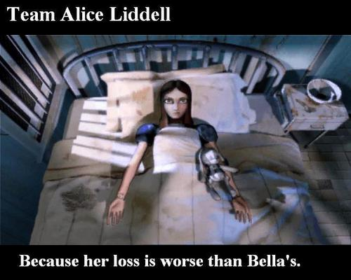 Team Alice Liddell