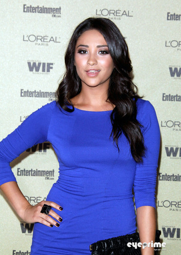 Pretty Little Liars TV Show wallpaper titled The 2010 Entertainment Weekly and Women In Film Pre-Emmy Party