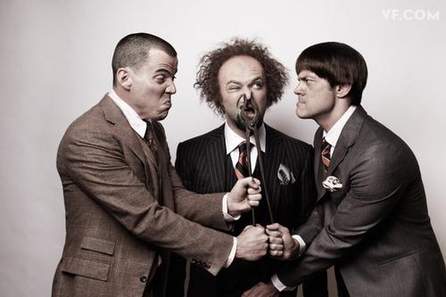 Jackass Images The 3-D Stooges: Bam, Steve-O & Knoxville