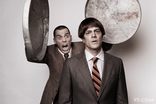 The 3-D Stooges: Steve-O & Knoxville