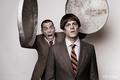 The 3-D Stooges: Steve-O & Knoxville