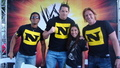 The Nexus with a fan - wwes-the-nexus photo