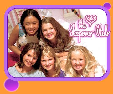 The Original Sleepover Club