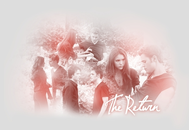 The Return - the-vampire-diaries-tv-show fan art