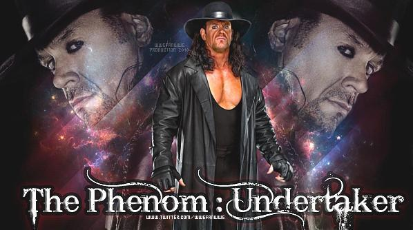 Undertaker Fan Art