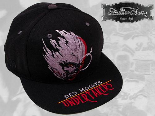 Undertaker 帽